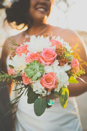 Wedding at Mission Beach Women's Club, San Diego, CA