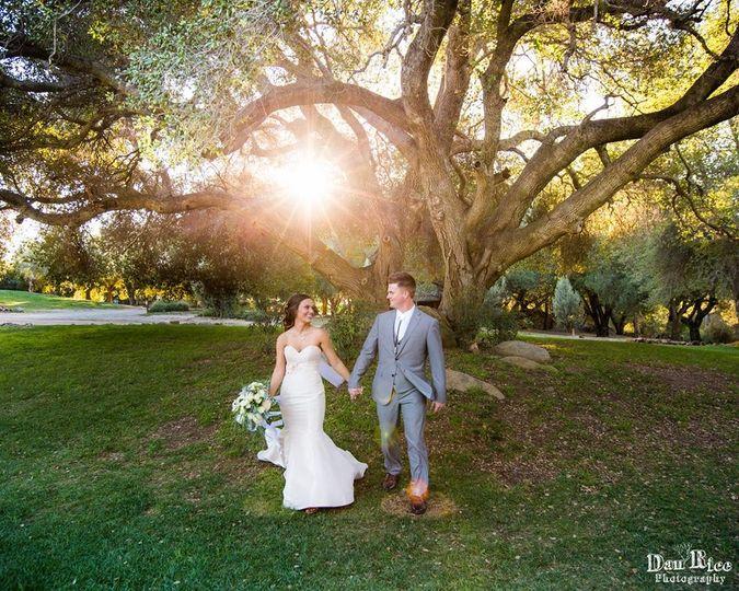 Wedding at Milagro Farm Vineyards & Winery, Ramona, CA