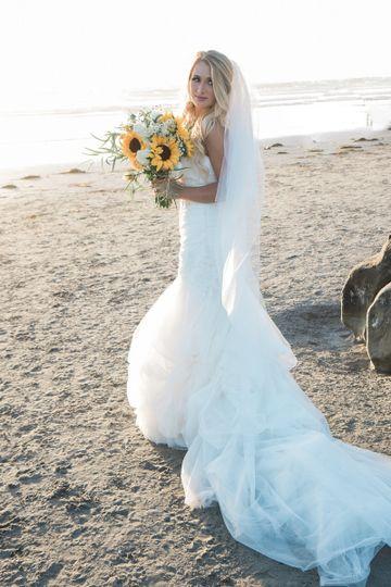 Wedding at Brigantine Seafood and Oyster Bar, Del Mar, CA