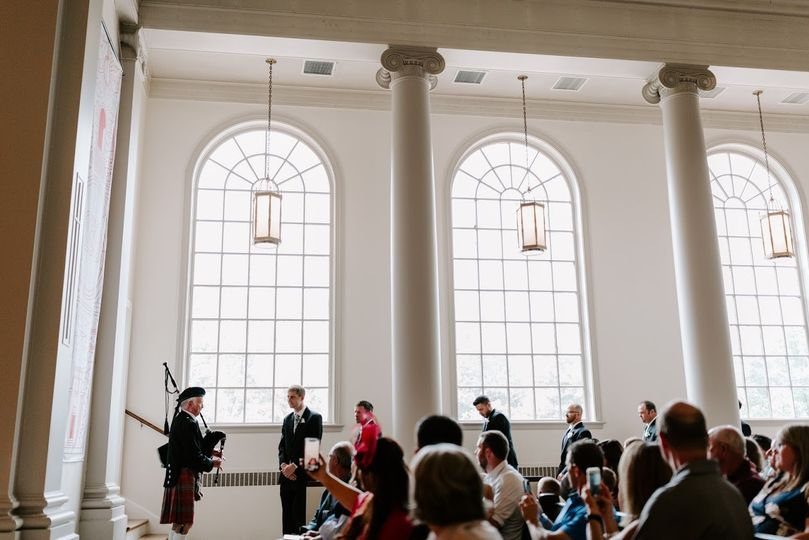 Scottish processional