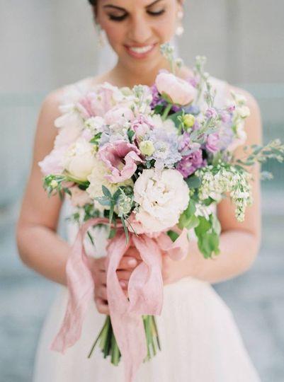Pastel florals