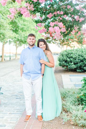 Fells Point Engagement