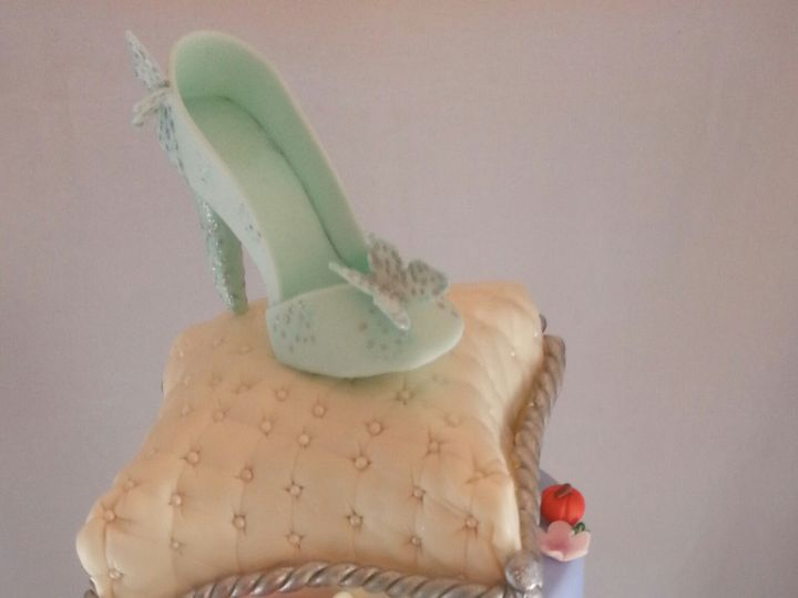 Tmx 1381698814844 Cinderella Baptism 2 Astoria, New York wedding cake