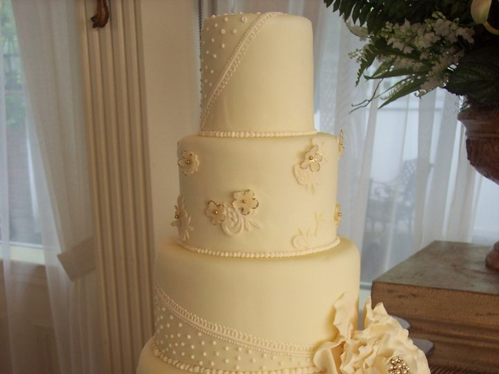 Tmx 1399314174949 100260 Astoria, New York wedding cake
