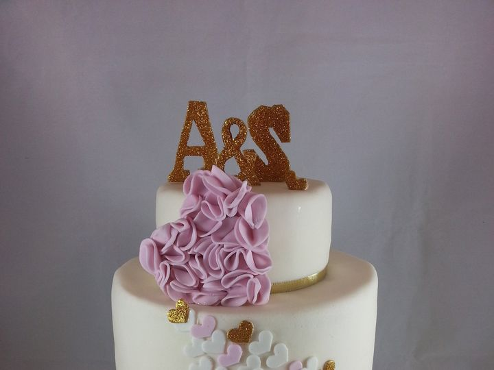 Tmx 1403530213500 Love Cake Astoria, New York wedding cake