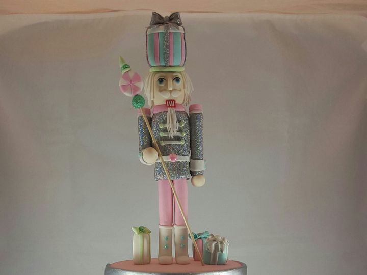 Tmx 1467433732520 Nutcracker Cake Astoria, New York wedding cake