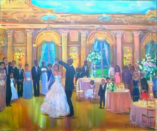 Tmx 1476799400359 Wedding Painting At Rosecliff Attleboro, MA wedding favor