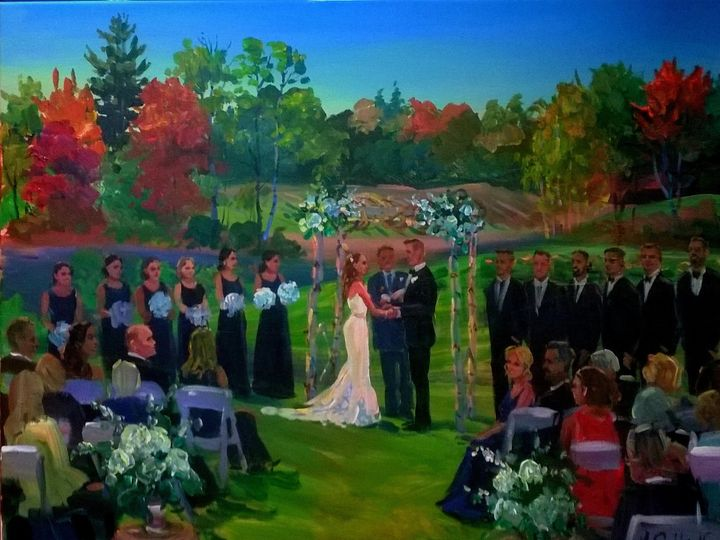 Tmx 1495487738331 Wedding Painting At Labelle Winery Nh Attleboro, MA wedding favor