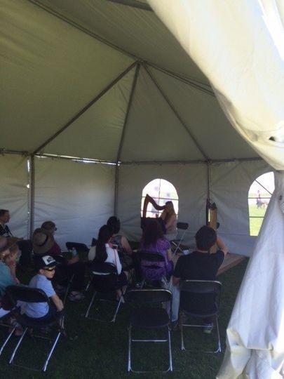 At celtic fest