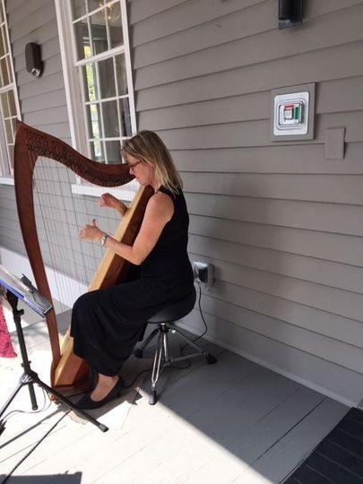Harp at Hotel Bella Grace