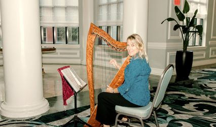 Kim Perkins Charleston Harpist