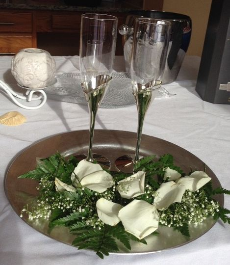 The glassware