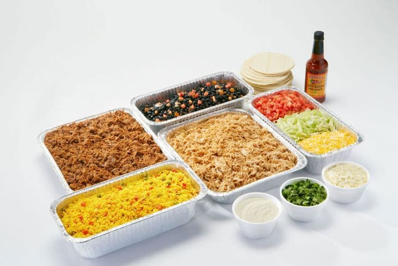 Baja-style Mexican food