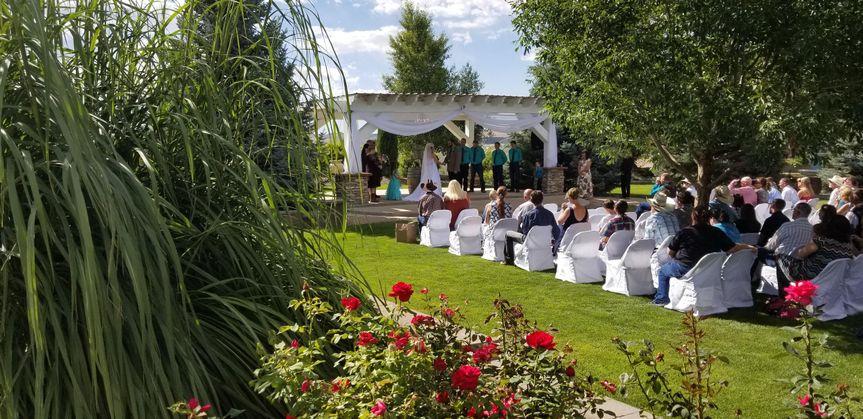 Wedding in 2020