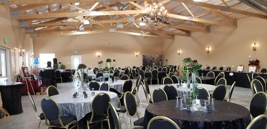 New venue inside