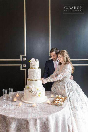 Ballroom Cake Area