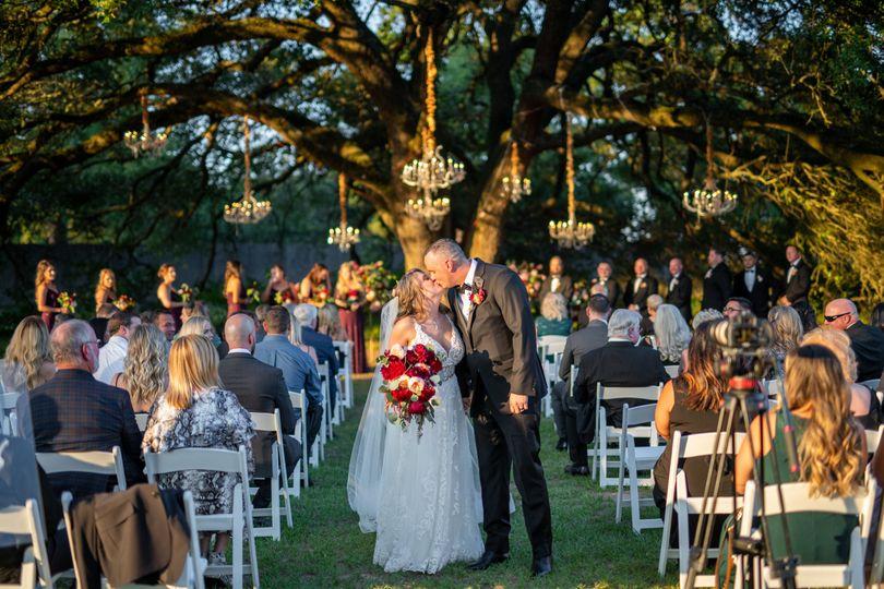 Century Old Oak Tree Ceremony
