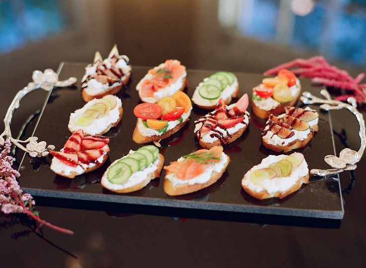 In-House Hors d' oeuvres