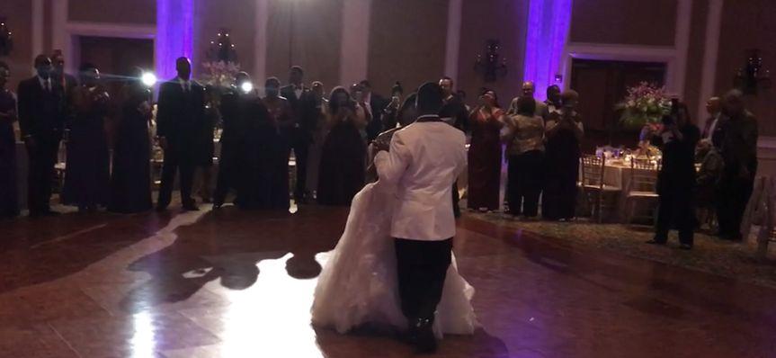 1st dance