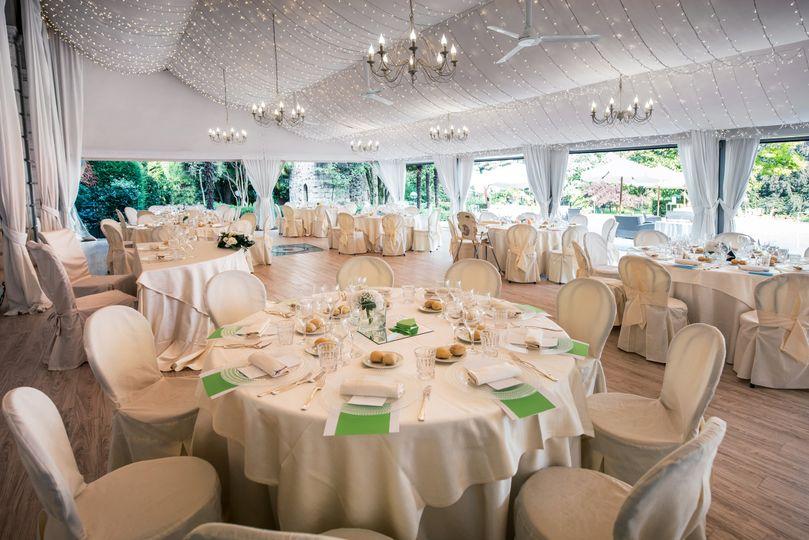 Wedding reception at its best