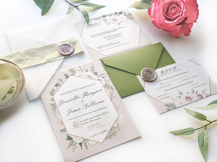 Tmx Angle Shot 51 1873779 1572376659 Yorba Linda, CA wedding invitation