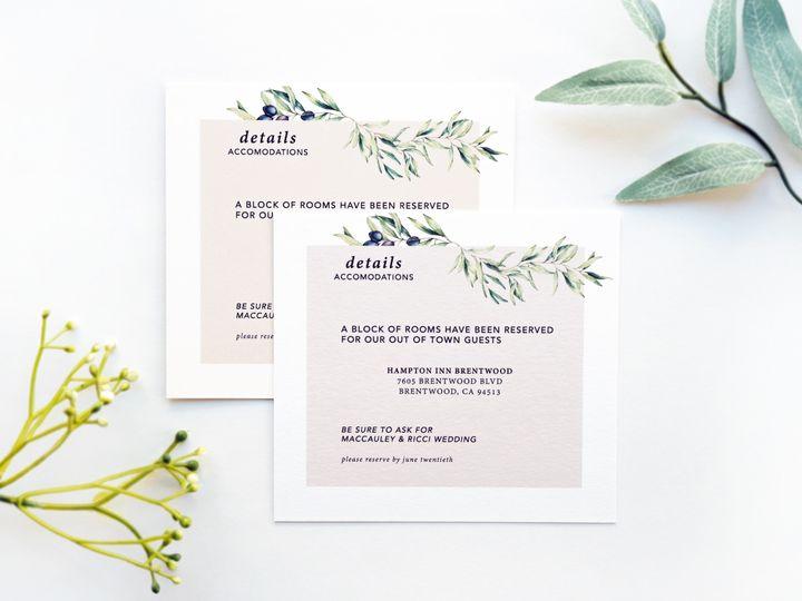 Tmx Details 51 1873779 1567700175 Yorba Linda, CA wedding invitation