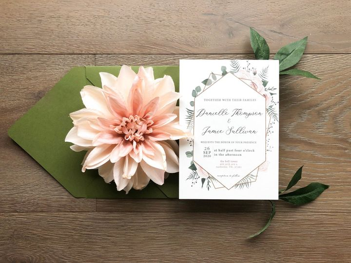 Tmx Invitation 51 1873779 1567700190 Yorba Linda, CA wedding invitation
