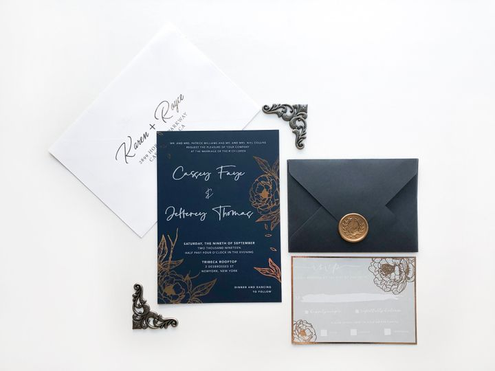 Tmx Layout 51 1873779 1572376622 Yorba Linda, CA wedding invitation