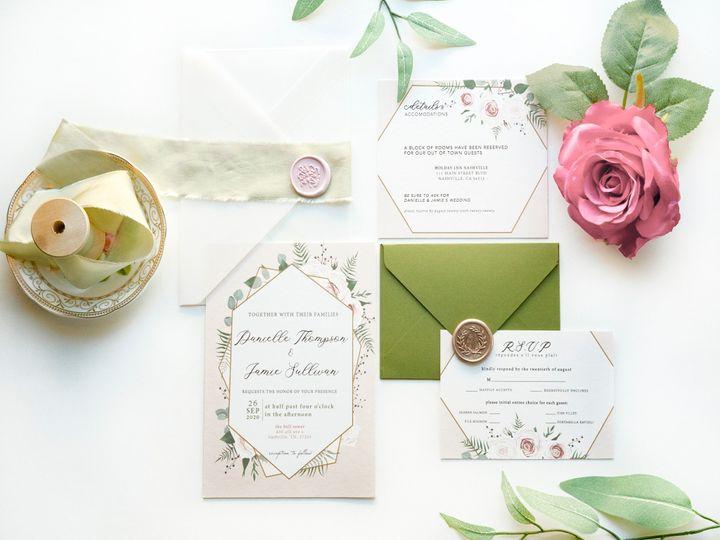 Tmx Layout 51 1873779 1572376660 Yorba Linda, CA wedding invitation