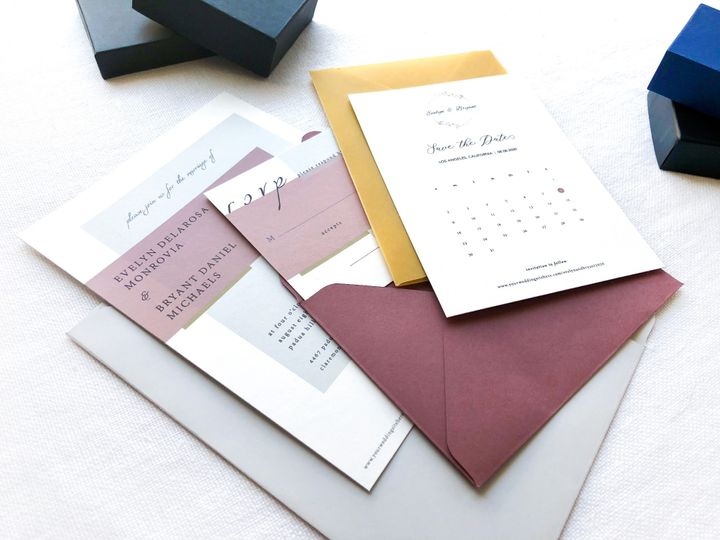 Tmx Overview 51 1873779 1567699996 Yorba Linda, CA wedding invitation