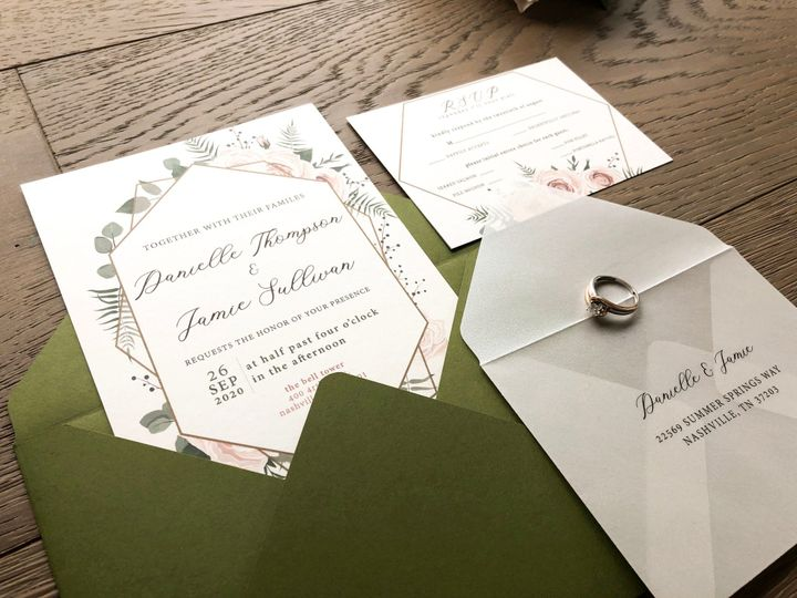 Tmx Overview 51 1873779 1567700185 Yorba Linda, CA wedding invitation