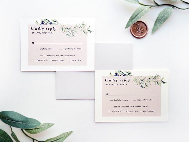 Tmx Rsvp 51 1873779 1567700161 Yorba Linda, CA wedding invitation