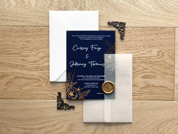 Tmx Single Layout 51 1873779 1572376624 Yorba Linda, CA wedding invitation