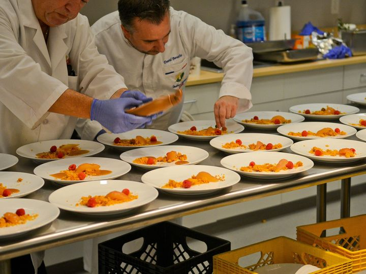 Tmx Kitchen 2 51 1004779 Earlham, IA wedding venue