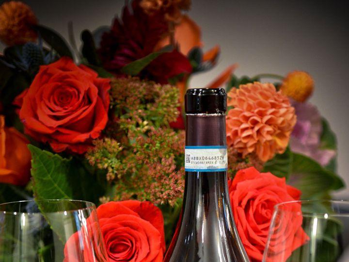 Tmx Wine Bottle Flowers 51 1004779 Earlham, IA wedding venue