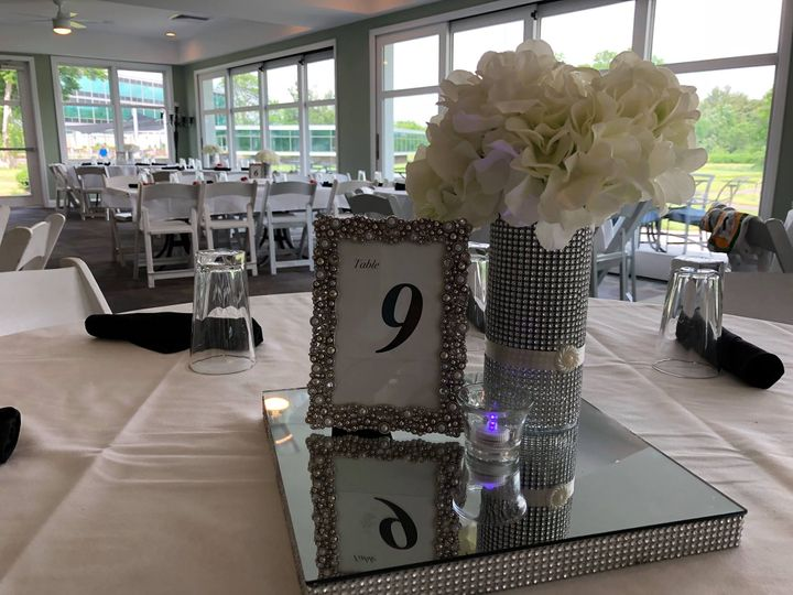 Sample Wedding Set Up