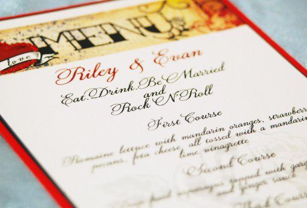 Tmx 1274393159513 TattooMenue San Diego wedding invitation