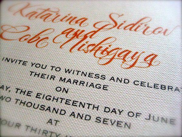 Tmx 1274394185388 IMG7952 San Diego wedding invitation