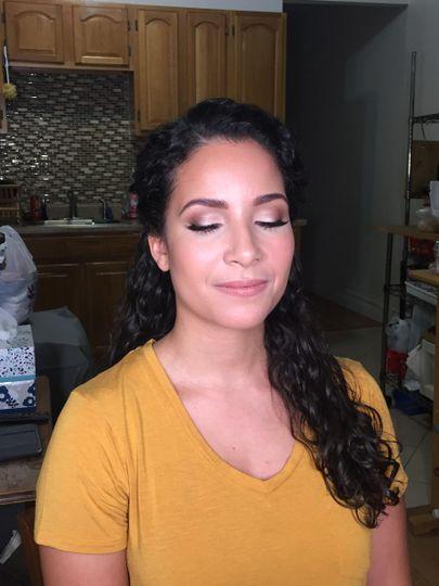 Tiala Makeup