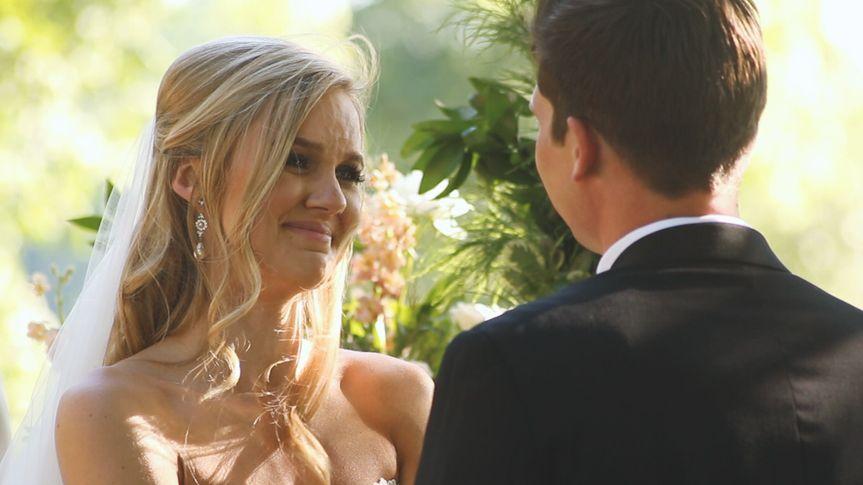 bride vows to groom