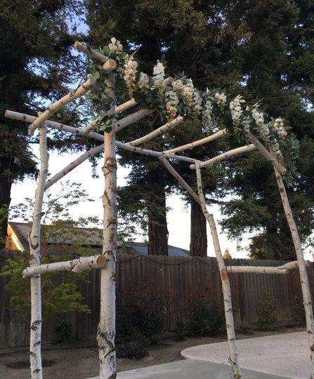 Birch Archway
