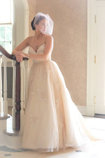 Real Barefoot Bride