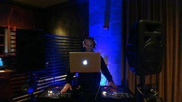 DJ ScottyD at The Four Seasons, Wailea