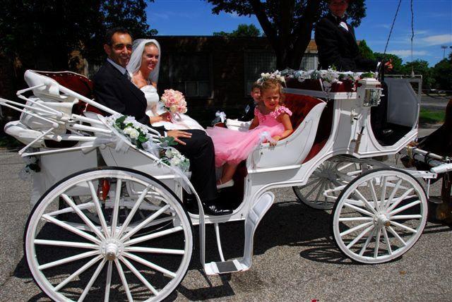 wedding carriag