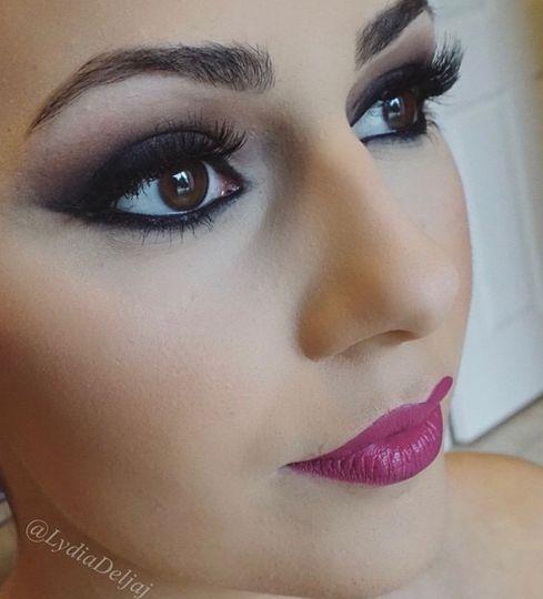 Beautiful Bliss Makeup