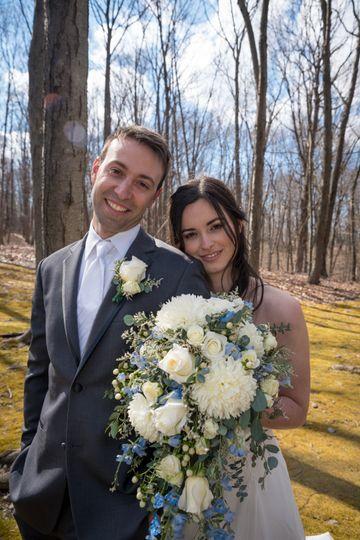 Woodsgate Fall Couple