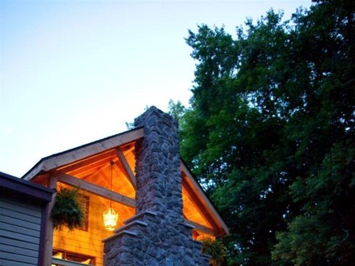 Tmx 1265830550202 WGfiresidedeck600x600 Stroudsburg, PA wedding venue