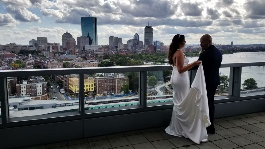 First Look, The Liberty Hotel, Boston, MA