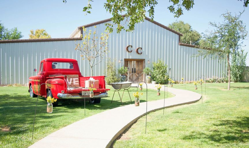 Cotton Creek Barn