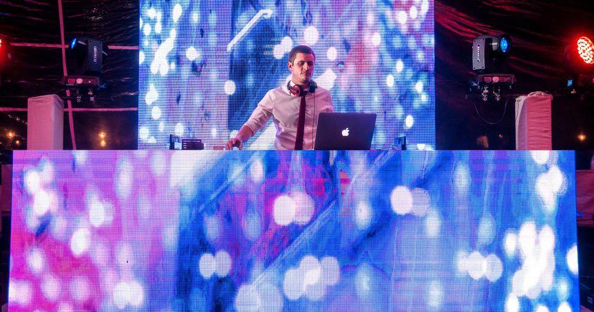 DJ and MC